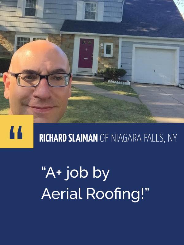 Residential Roofing Niagara Falls NY
