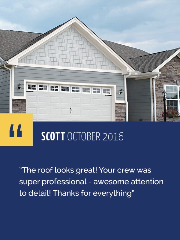 Residential Roofing Western New York